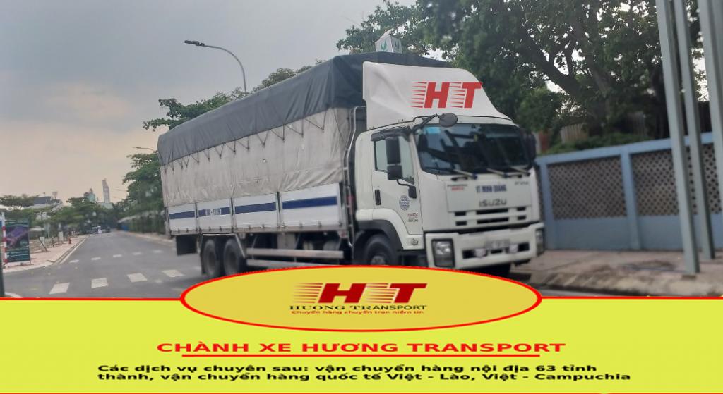 Chành xe vận tải đi Lào
