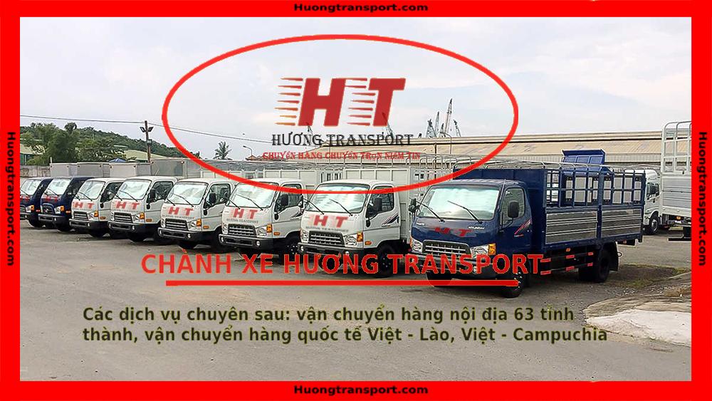 Đội xe trung chuyển vận chuyển hàng hóa TP HCM (Hồ Chí Minh) Đồng Tháp