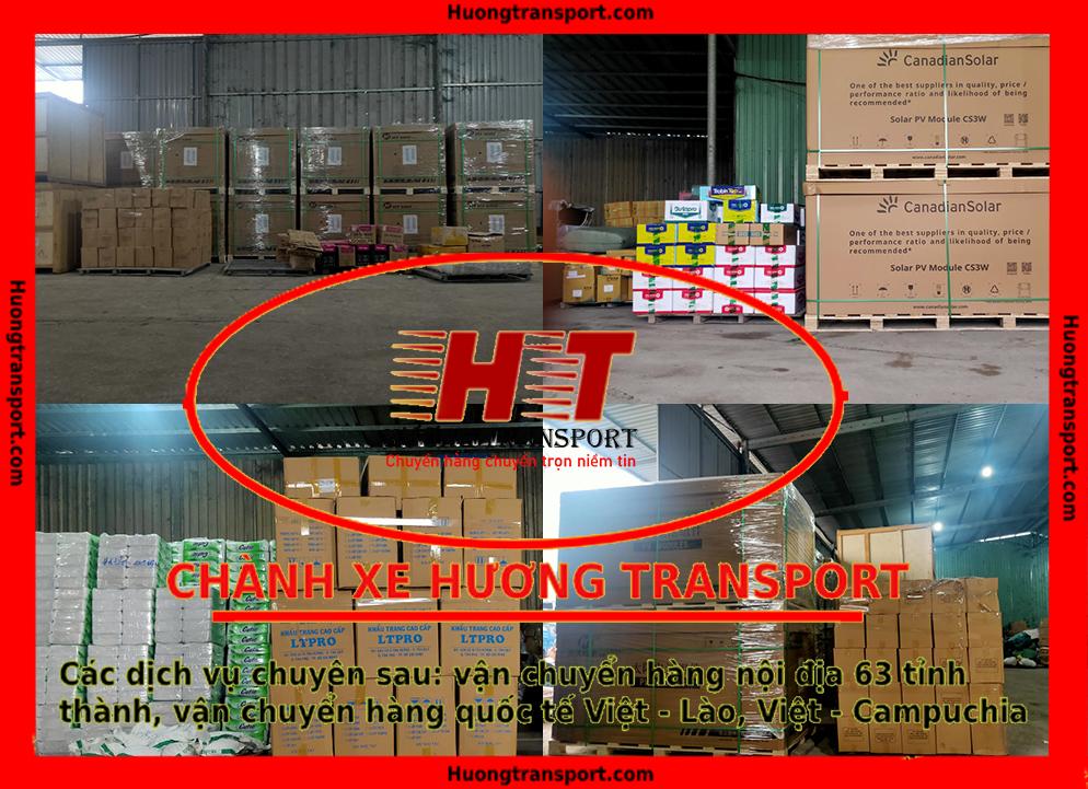 Hàng hóa nhà xe vận chuyển TP HCM Sóc Trăng